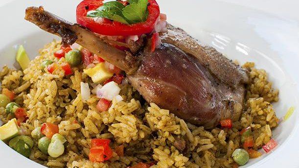 arroz con pato recetas paso a paso