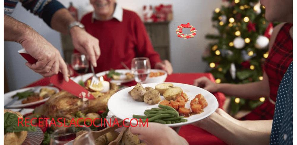 15 recetas de cena navideña