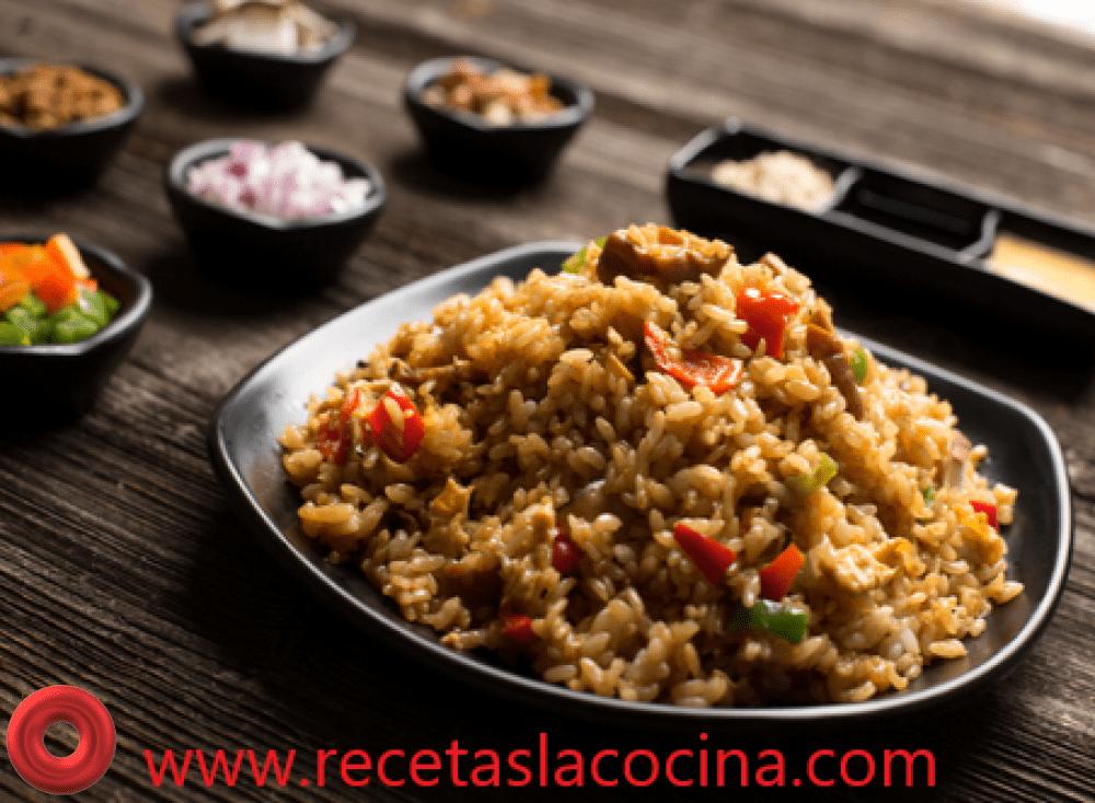 Receta de arroz con pollo a la cerveza