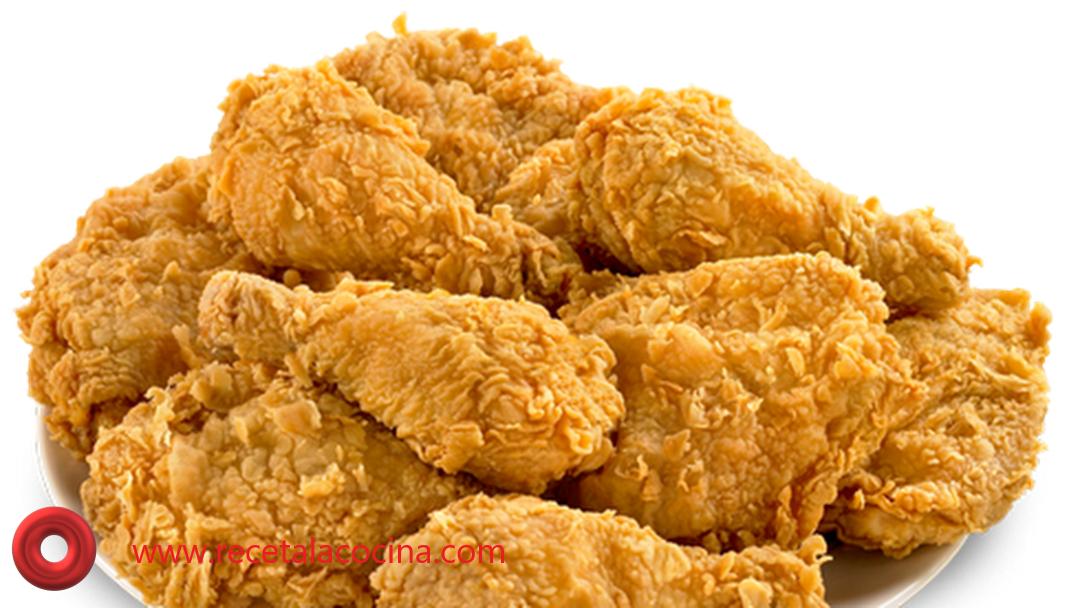 Receta Para Preparar Pollo Broaster