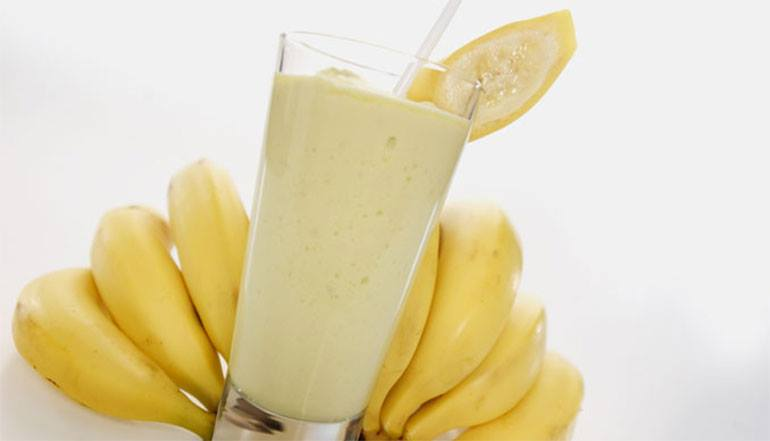 Batido Light de Banano