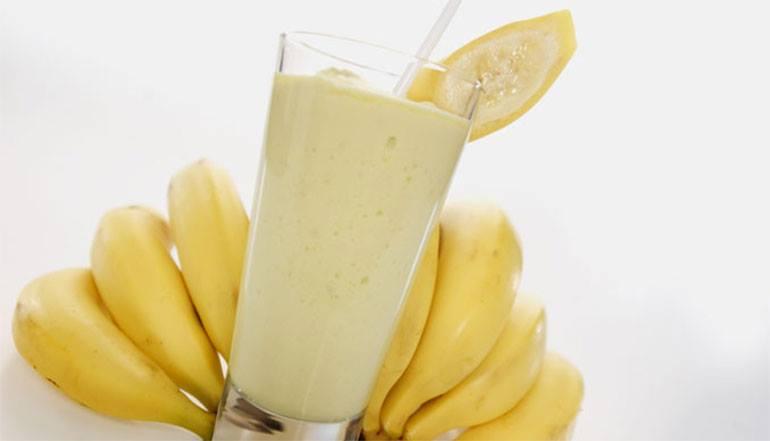 Batido Light de Banano y Proteína