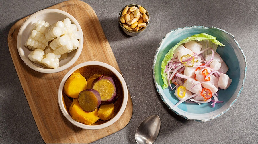 recetas de peru y gastronomía peruana