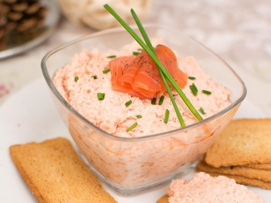 Paté de salmón