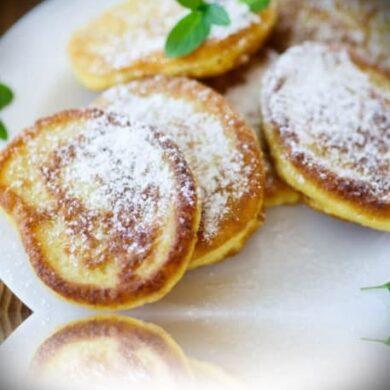 Recetas de Tortitas de Calabaza